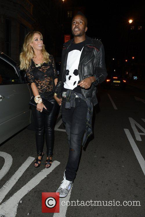 Lauren Pope and Aura Nightclub 4
