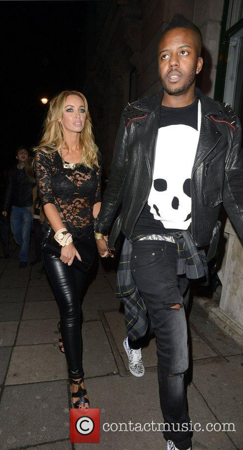 Lauren Pope and Aura Nightclub 5