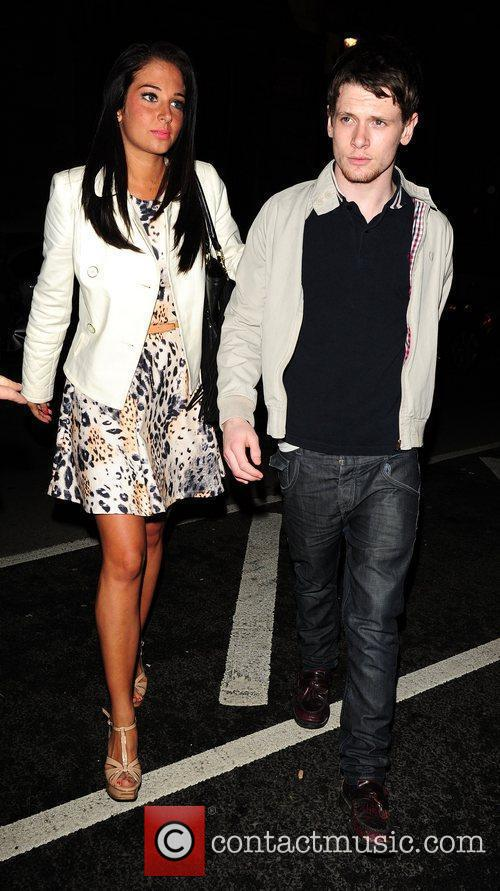 Tulisa Contostavlos and Aura Nightclub 4