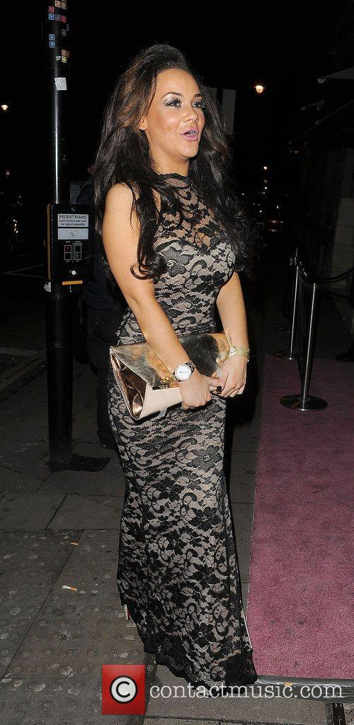 Chelsee Healey and Aura 14