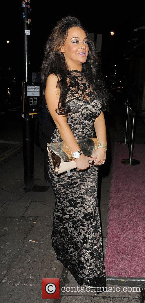 Chelsee Healey and Aura 2