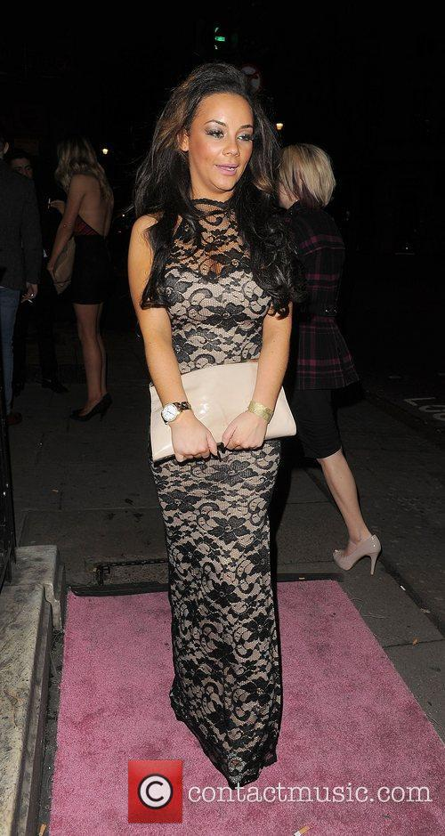 Chelsee Healey and Aura 9