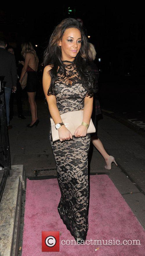 Chelsee Healey and Aura 8