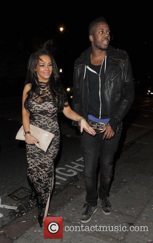 Chelsee Healey and Aura 7