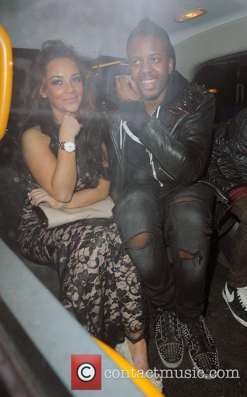 Chelsee Healey and Aura 12