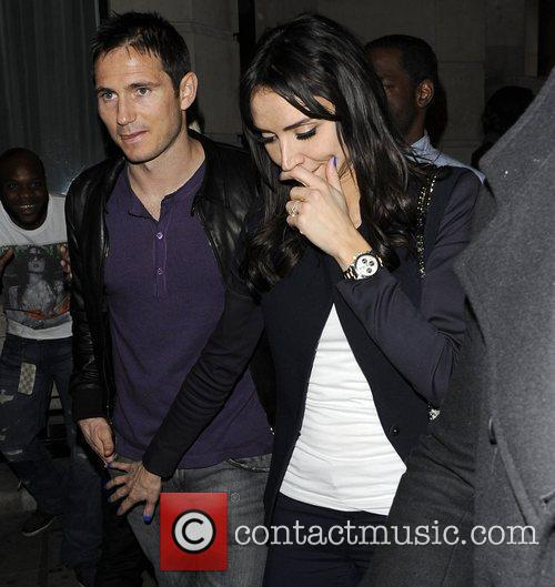 Frank Lampard and Christine Bleakley 3
