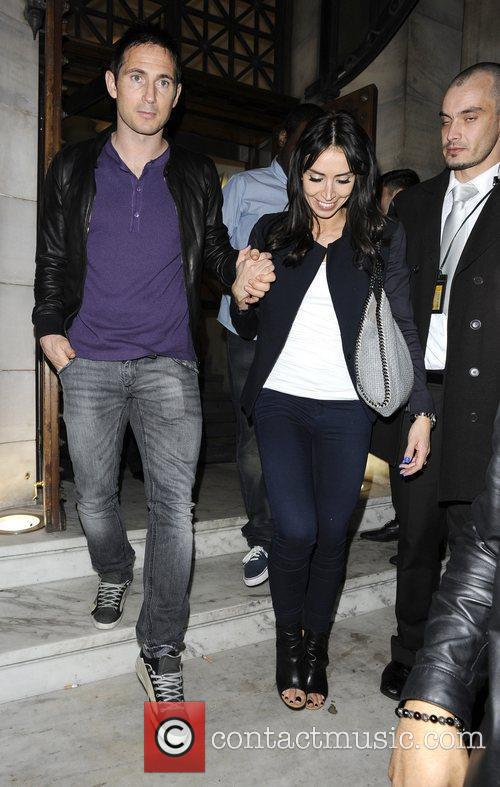 Frank Lampard and Christine Bleakley 8