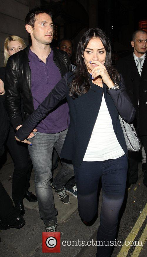 Frank Lampard and Christine Bleakley 13
