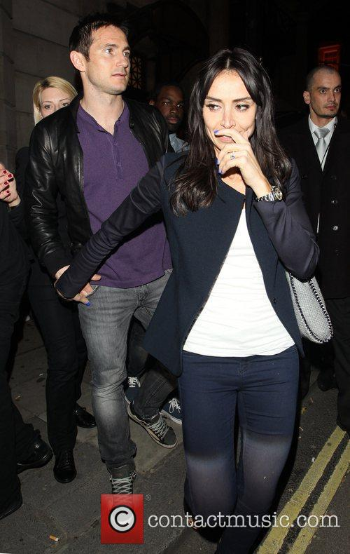 Frank Lampard and Christine Bleakley 14