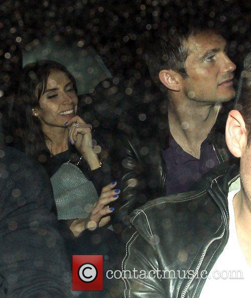 Frank Lampard and Christine Bleakley 16