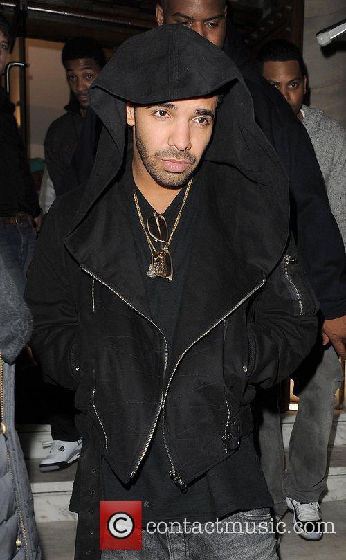Drake and Aura Nightclub 3