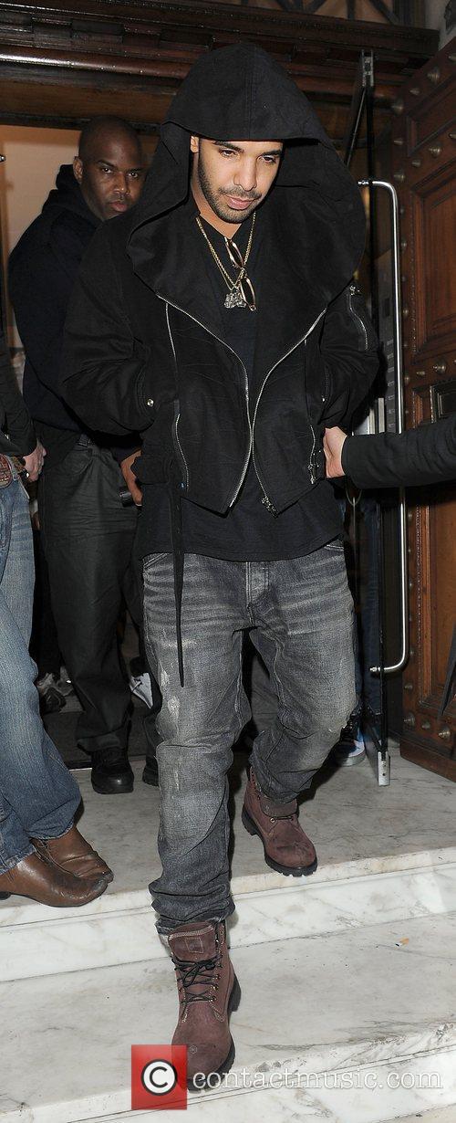 Drake and Aura Nightclub 5