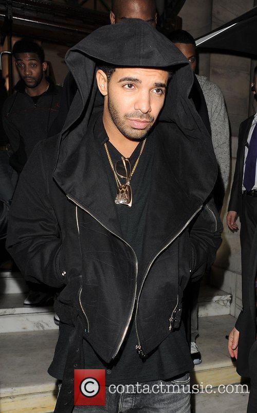 Drake and Aura Nightclub 7