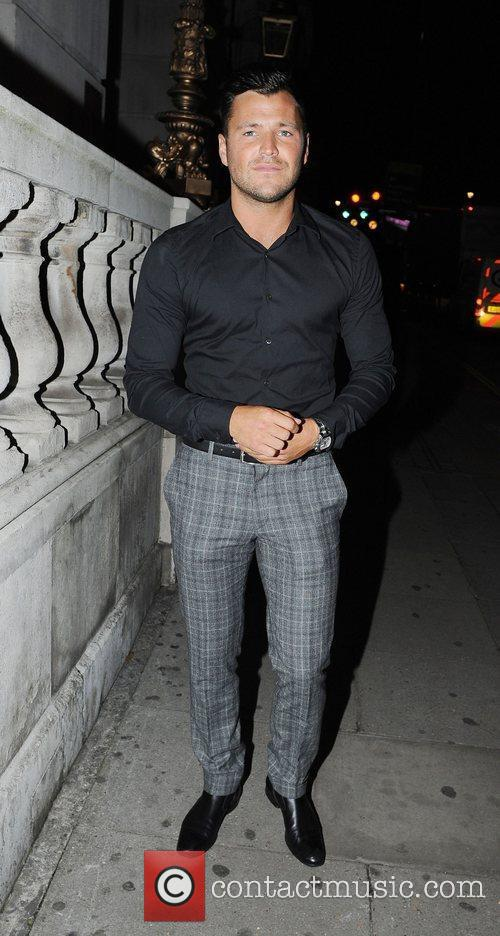 Mark Wright and Aura Nightclub 1