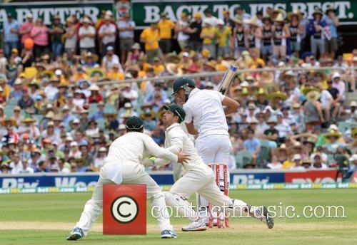 Faf Du Plesses  Australia Vs. South Africa...