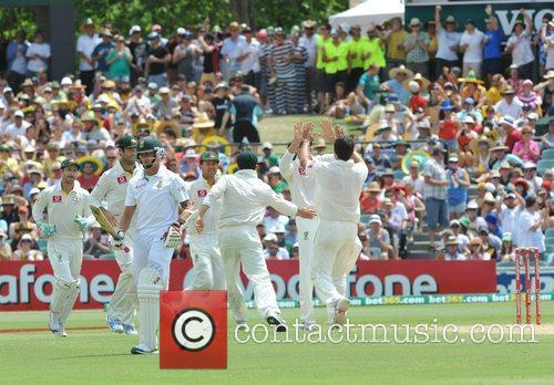 Jacques Rudolph  Australia Vs. South Africa Cricket...