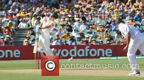Michael Clarke  Australia Vs. South Africa Cricket...