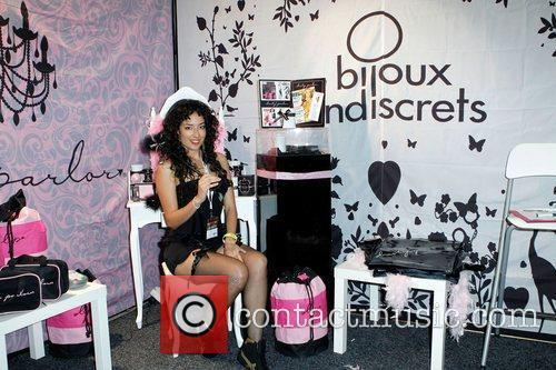 merchandise exhibitor and promotions girl sexpo the 3782243