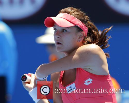Agnieszka Radwanska Australian Open Tennis 2013 - Rod...