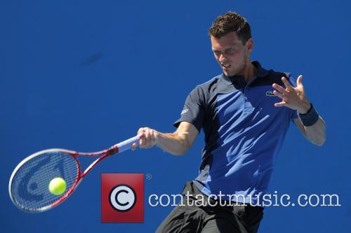 Tobias Kamke Australian Open Tennis 2013 - Rod...