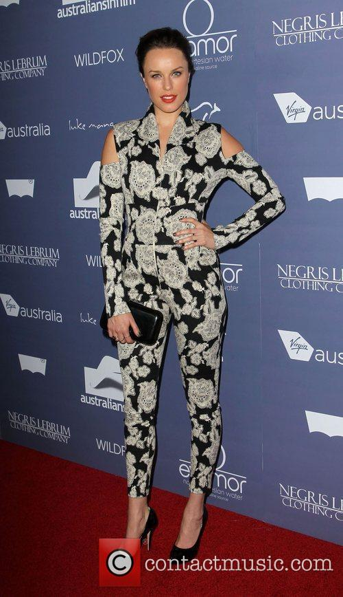 Jessica McNamee Australians In Film Awards & Benefit...