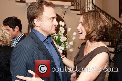 Bradley Whitford and Amy Brenneman 2