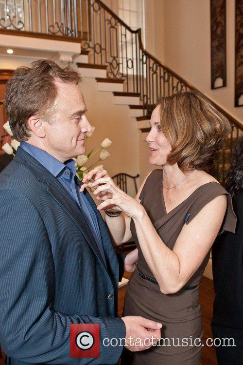 Bradley Whitford and Amy Brenneman 3