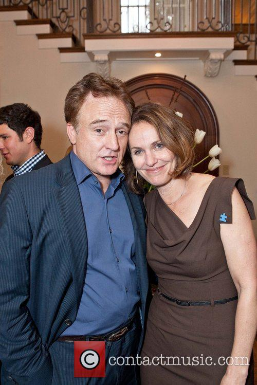 Bradley Whitford and Amy Brenneman 1
