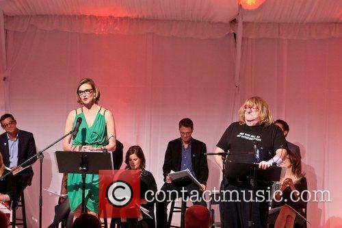Bruce Vilanch Celebrities appear and perform at a...