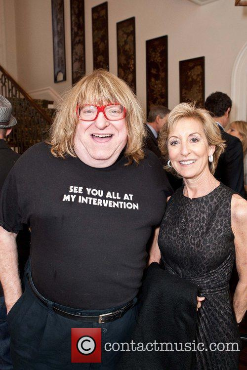 Bruce Vilanch, Marcia Goldman Celebrities appear and perform...