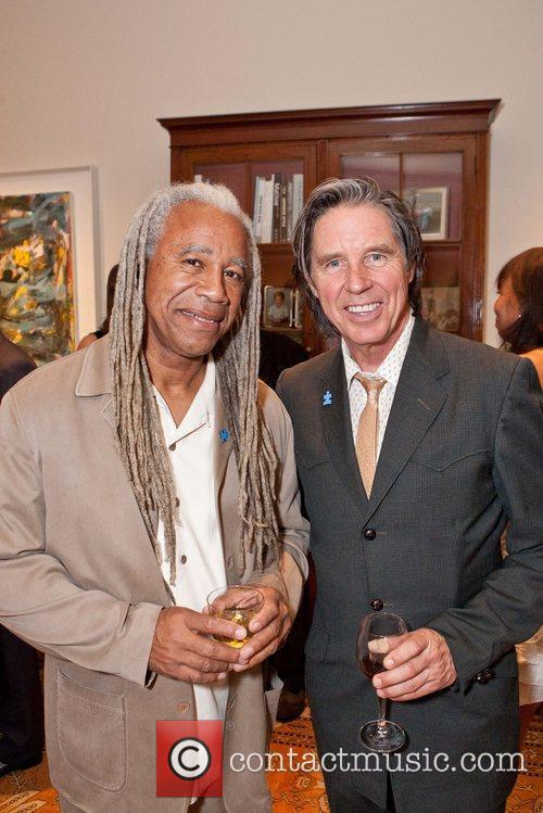 Dave Fennoy, John Doe Celebrities appear and perform...