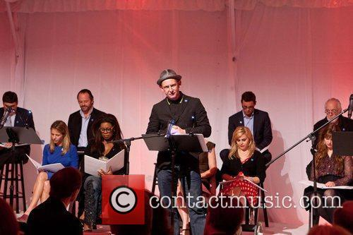 Ian Hart Celebrities appear and perform at a...
