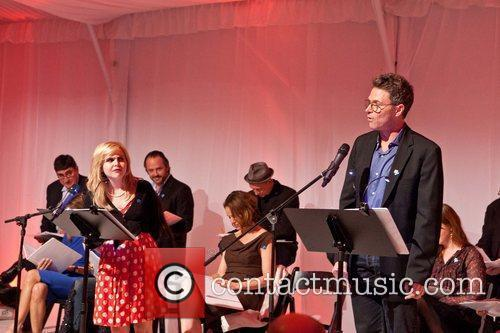 Mae Whitmore, Tim Daly Celebrities appear and perform...