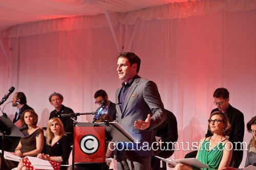 Sam Jaeger Celebrities appear and perform at a...