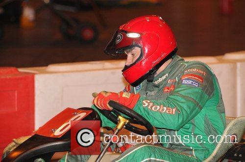 shane lynch karting autosport international show being 3680660