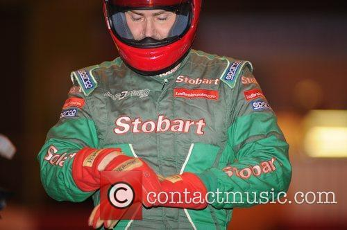 shane lynch karting autosport international show being 3680661
