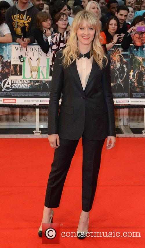Edith Bowman and Avengers 2