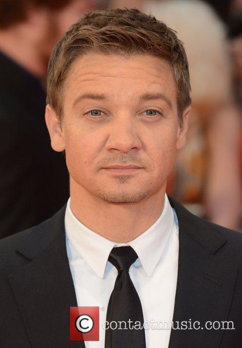 Jeremy Renner and Avengers 1
