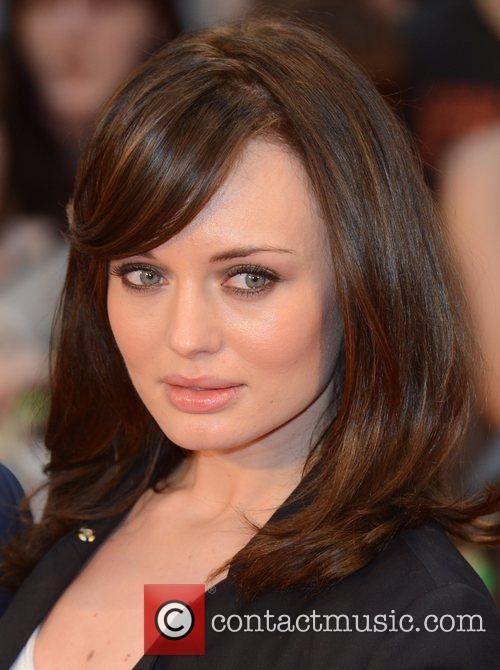 laura haddock at the premiere of marvel 3835779
