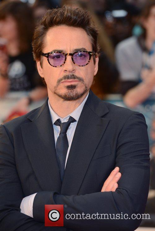Robert Downey Jr and Avengers 3