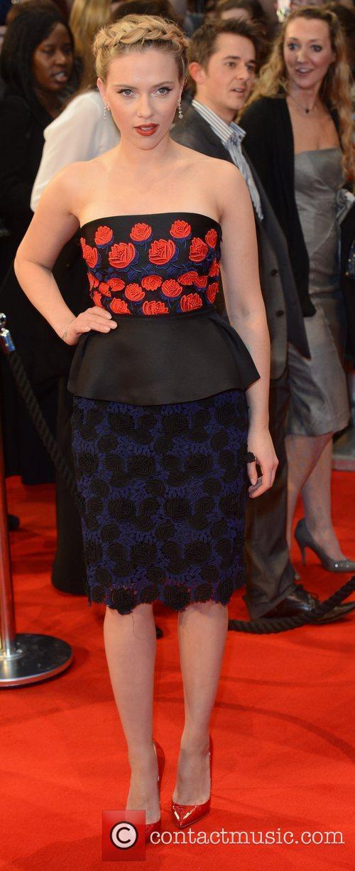 Scarlett Johansson and Avengers 7
