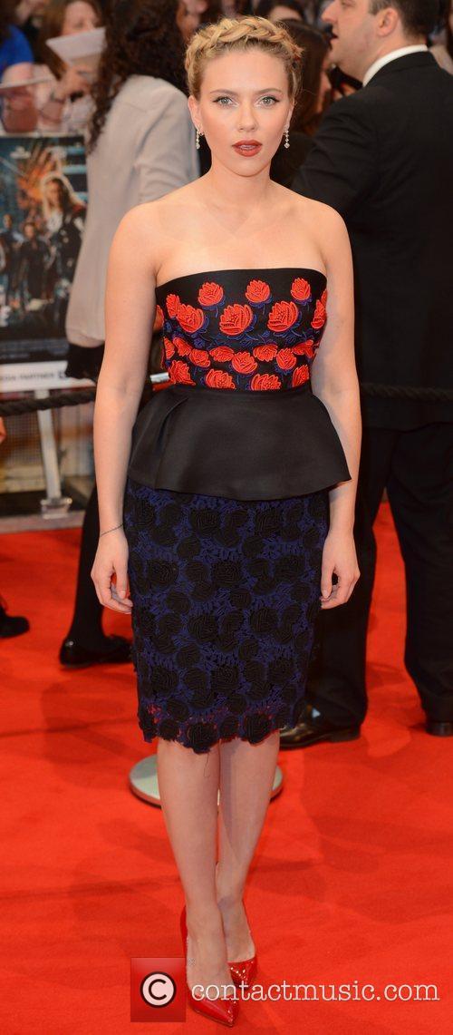 Scarlett Johansson and Avengers 10