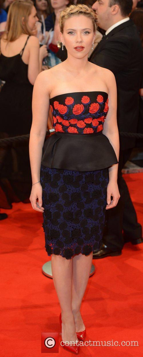 Scarlett Johansson and Avengers 8