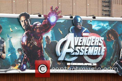 Billboard and Avengers 8