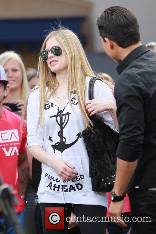 Avril Lavigne 18