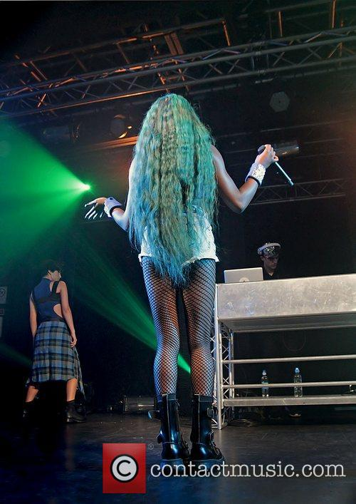 Azealia Banks, Liverpool and Academy 39