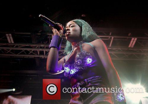 Azealia Banks, Liverpool and Academy 4
