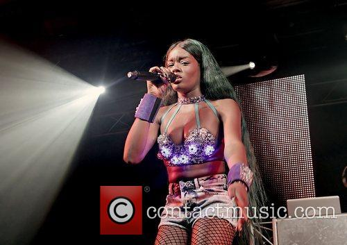 Azealia Banks, Liverpool and Academy 18