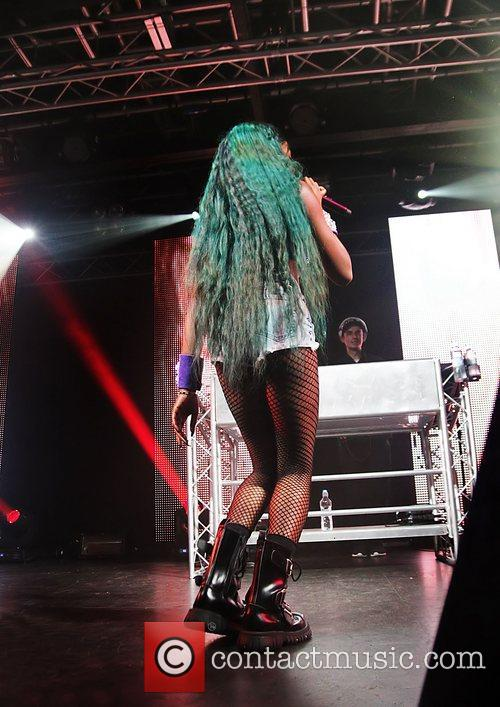 Azealia Banks, Liverpool and Academy 19