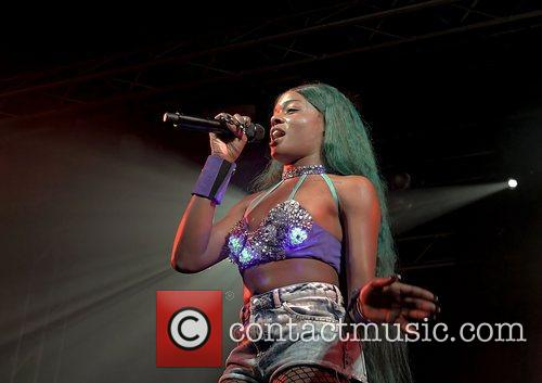 Azealia Banks, Liverpool and Academy 10